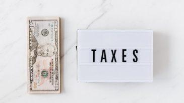 الانعكاس الضريبي